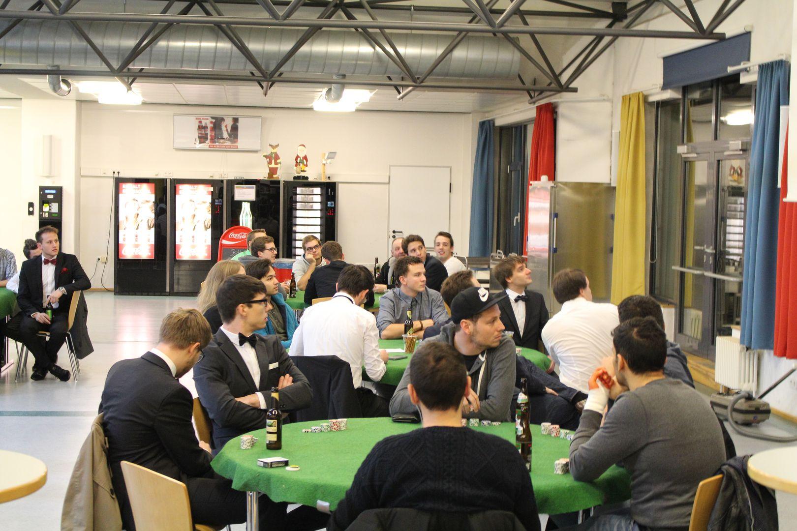 Pokerturnier Erstellen